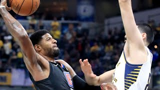 LA Clippers vs Indiana Pacers Full Game Highlights | December 9, 2019-20 NBA Season