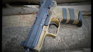 shooters design hk p10 sd slide kit for ksc kwa usp compact p10 german 7
