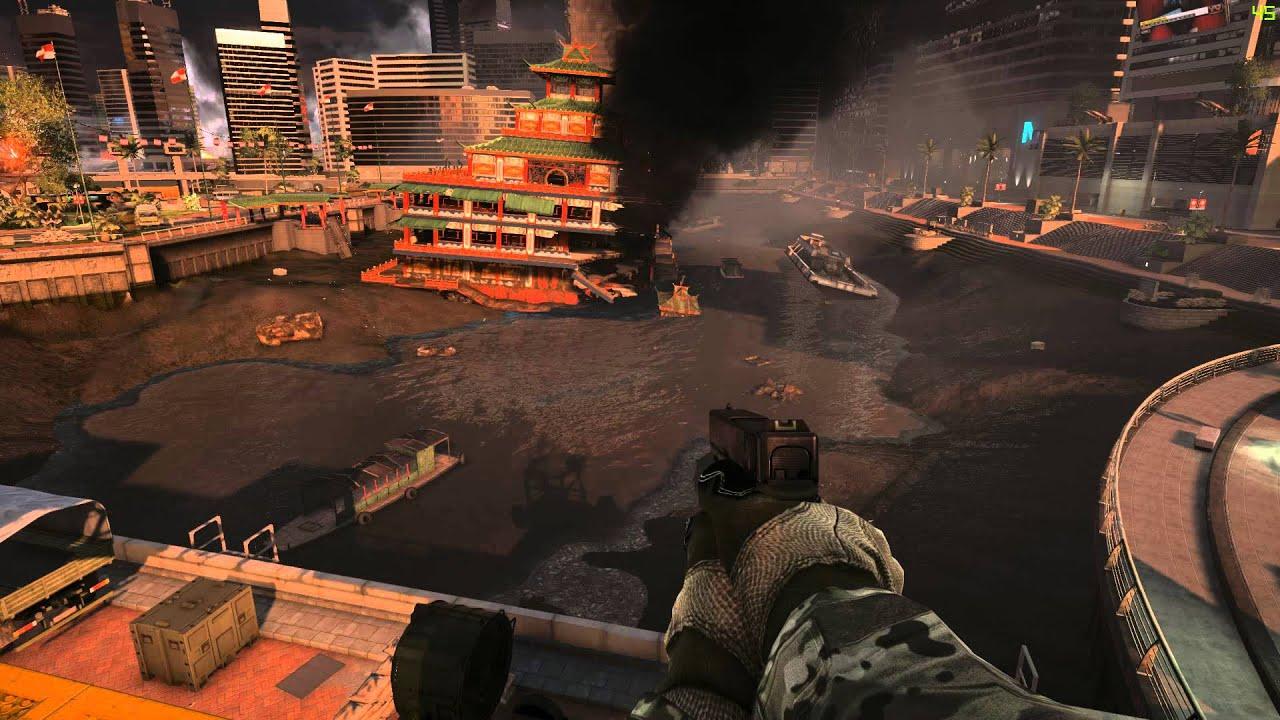 Battlefield 4 Wallpaper Hd How To Trigger Levolution In Sunken Dragon Youtube