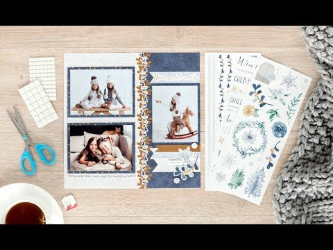 Frost Collection Stickers | Creative Memories Australia