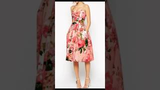 Moda 2017 Fashion 2018 dress flower zarcillos perlas