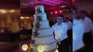 Bursa İslami Düğün-Gelin Damat Girişi