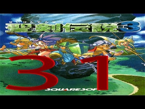 Let's Play Secret of Mana 2 Part 31 Kevin is Annoyed