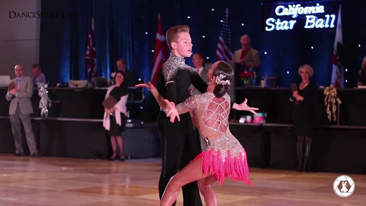 Download Daniel Novikov and Mishella Vishnevskiy - California SB - J1 - Rumba | Dancesport Lens