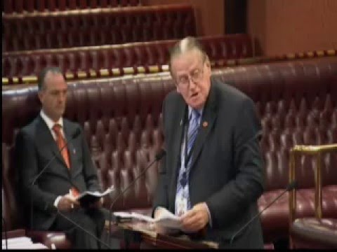Rev. Fred Nile MLC - Local Government Amalgamations (Public Inquiry Recommendations) Bill 2016