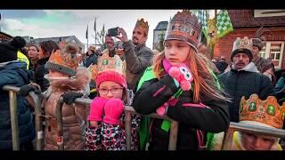 Orszak Trzech Króli 2018 w Starogardzie Gdańskim
