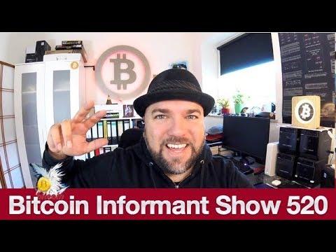 #520 Wall Street Rückzieher nach Bitcoin Crash & weitere Verzögerung bei Bakkt?