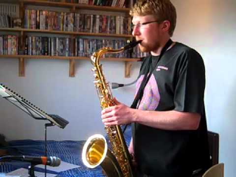 There She Goes / Fame (from Fame the Musical) - Tenor Sax (including Trumpet Solo)