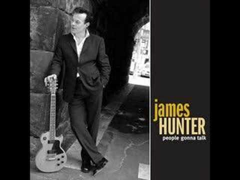 James hunter talking bout my love