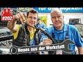 Erste Fahrt mit dem neuen Motorrad - YouTube