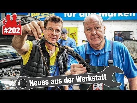 Keine Garantie 🤷♂️ VW-Steuerkette nach 60.000 km wieder gelängt! Additiv: Opel-Motoren in Gefahr!