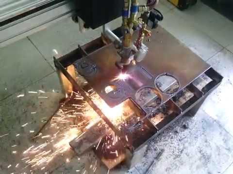 Máy cắt CNC Gas Plasma tốt nhất Việt Nam