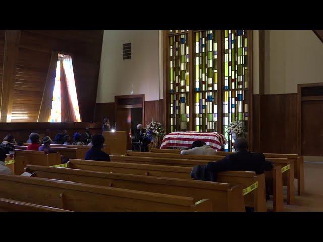 Funeral Services for Rev. Archie Miller
