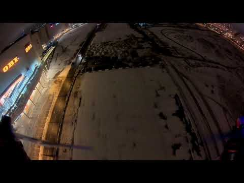 FPV flight in moscow