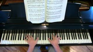 "SCRIABIN: Étude in D# Minor, Op. 8 No. 12 | ""SUPER SLOW"""
