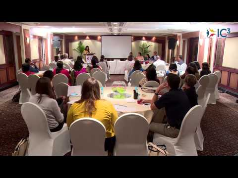 2016 IC3 Conference | Decoding the Holistic College Admissions Process