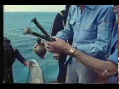 Documentario Jacques Cousteau  -  Alla ricerca del tesoro di Roma antica - La grande avventura del