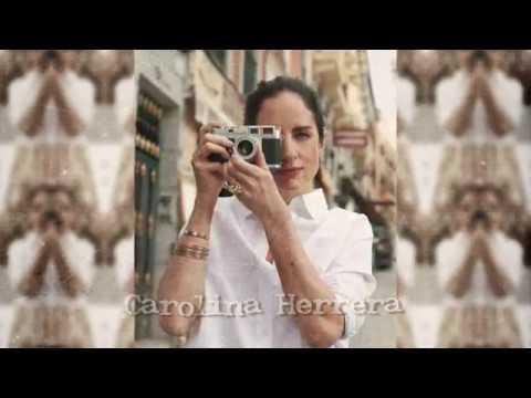 ¿Qué libro le cambió la vida a Carolina Herrera?