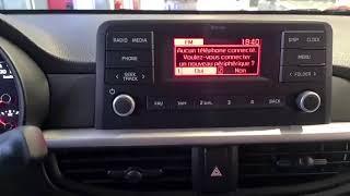 ❌TUTO❌ Comment marche le Bluetooth sur une Kia PICANTO