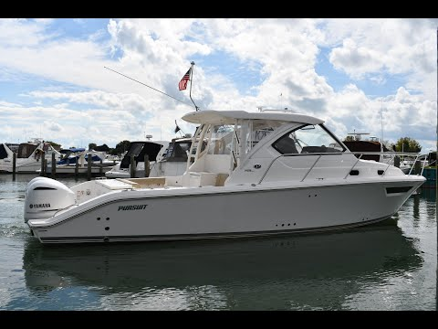 2019 Pursuit OS 325 Offshore; Asking $320,000; SOLD