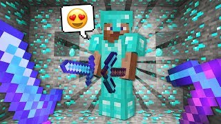 How to find TONS of DIAMONDS! (Minecraft)