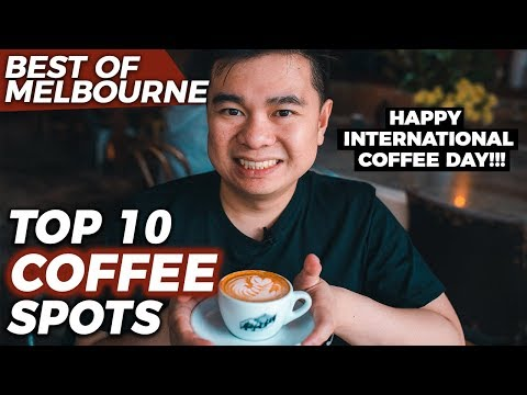 TOP 10 COFFEE PLACES IN MELBOURNE | Melbourne Coffee Guide | Australia