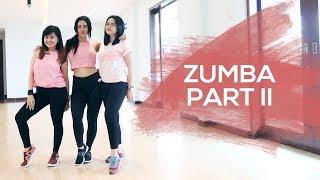 ZUMBA BURN FAT PART II WITH GITA !!!
