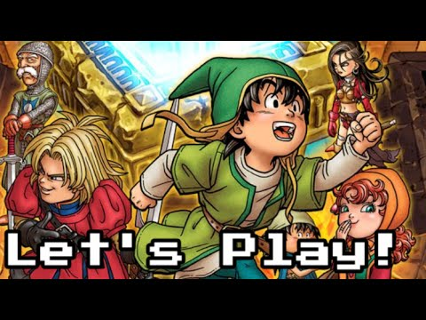 Save Hour 4 - Let's Play Dragon Quest VII Fragments of the Forgotten Past Snapshots