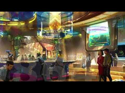 "BREAKING NEWS - Star Wars ""Starship"" Resort Hotel Experience Being Designed for Walt Disney World"