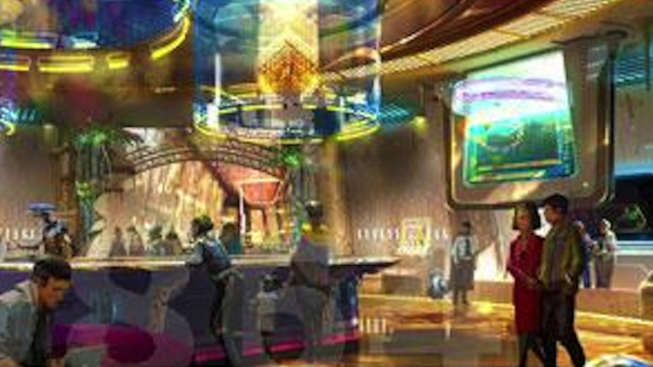 Breaking news star wars starship resort hotel for Design hotel orlando