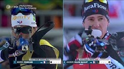 "Biathlon "" Verfolgung Herren "" - Ruhpolding 2020 / "" Pursuit Men """