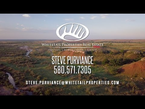 Unmatched Hunting Property In Northwest Oklahoma - Harper Co OK 1791 Acres