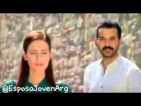 Azad y Melek// Un beso tuyo||Esposa Joven
