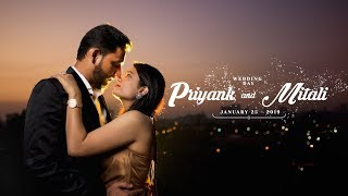 Priyank & Mitali Highlights