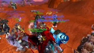 Repeat youtube video WoW GM (game master) invades Darkspear!