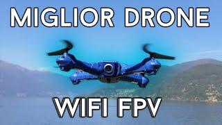 Il MIGLIOR DRONE WIFI FPV Economico? Eccolo qui! [LighTake]