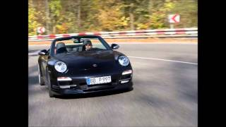 2009 Techart Porsche 911 Cabrio Aerokit I Videos
