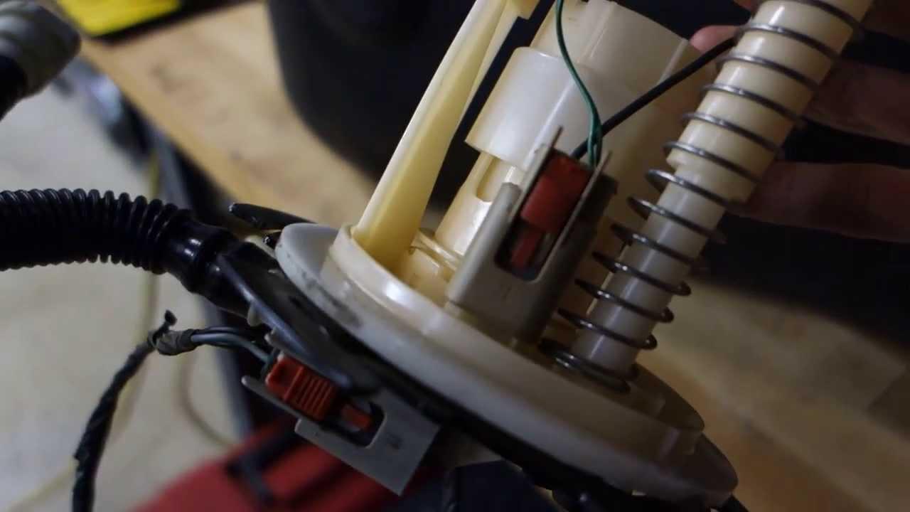 6 5 Diesel Engine Wiring Diagram C6 Corvette Fuel Level Sender Sensor B Replacement P2066