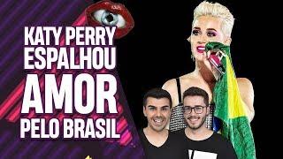NOSSA EXPERIÊNCIA NA WITNESS: THE TOUR DA KATY PERRY NO BRASIL! | Virou Festa