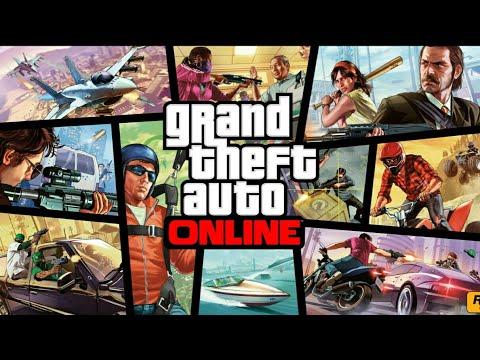 GTA 5 ONLINE W/ Lukas