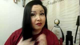 NEW blue black hair dye vidal sassoon Thumbnail