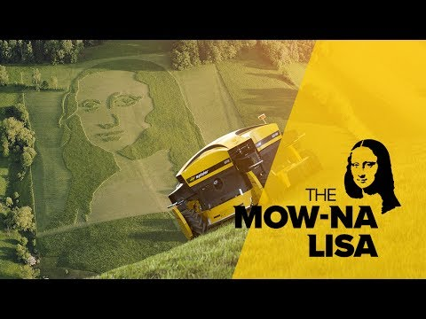 SPIDER slope mowers present: The Mow-na Lisa