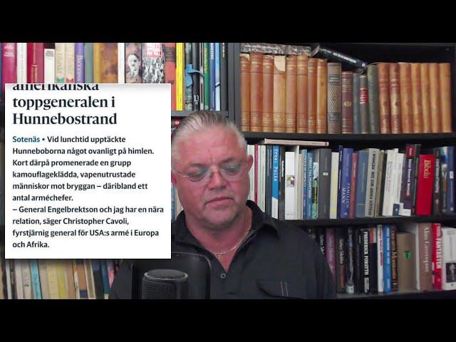 Dramatiken tätnar - Carl Norberg 2021-07-07