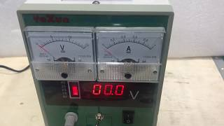 Exclusive DC Power Supply 1A/15V 100% Original By Yaxun
