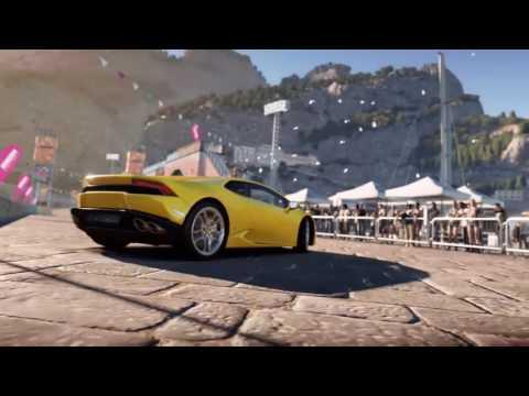 Forza Horizon 2 Intro