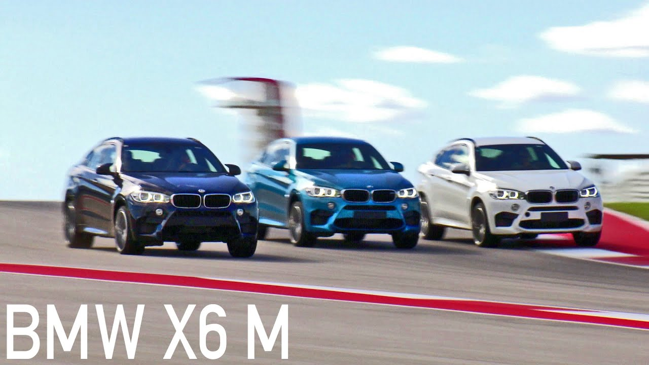 2015 Bmw X6m Testing By Dtm Pilots Youtube