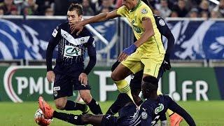 Coupe de France, 8es de finale : Bordeaux-Nantes (3-4 a.p.), le résumé