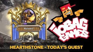 IOBAGG - Hearthstone - Today's Quest 01