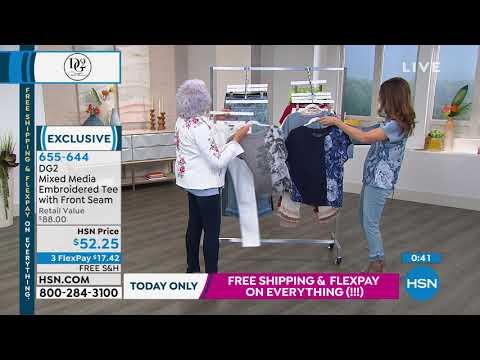 HSN | Diane Gilman Fashions 06.15.2019 - 02 PM