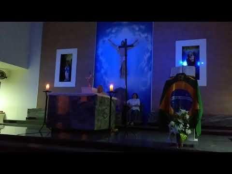 Adoração ao santíssimo sacramento. Paróquia Santo Antônio - MARIZÓPOLIS - PARAÍBA.
